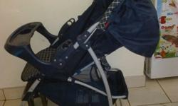 graco pram in good condition