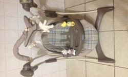 GRACO Silhouette Swing For Sale R400 ono