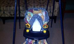 Graco swing in a very good condition. NOT the music