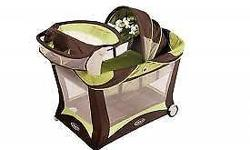 Posture plus foldaway changing table with a convenient