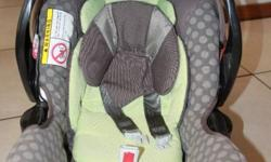 Pram, Baby car seat, 2 x car seat bases and baby carry