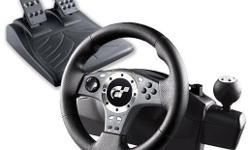 I have a Playstation 3 , Gran Turismo steering wheel