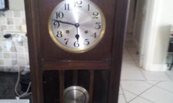 Grandfather clock form the 1940's Working condition