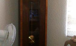 Grandfather clock..Imported from Germany..Very good