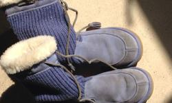 Good looking boots that will keep you warm this winter.