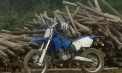 Hi there, I am selling my YZ 250, it hasnt been raced
