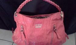Guess Handbag for sale it is an original it was a gift