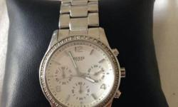 Ladies Guess watch Good condition Box included