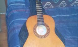 Santafe handcrafted guitar model CG 1003/4 in a good