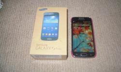 3 month old Samsung Galaxy S4 Mini in excellent