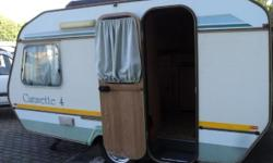 Gypsey Caravette Caravan together with Rally Awning,