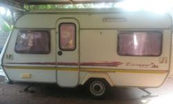 Escape I Caravan. I am moving to PE and want to sell.