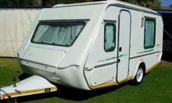 Gypsey Raven in very neat condition. 2000 model