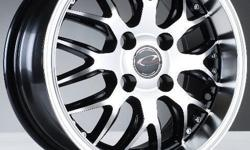 SIZE : 17 INCH PCD : 4 X 100/108 FITS : FORD, TOYOTA,