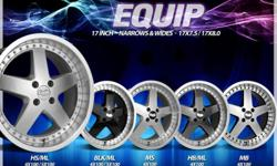 SIZE : 17 INCH PCD : 4 X 100/5 X 100 FOR ALL YOUR RIM &