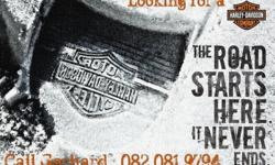 Looking For A Harley-Davidson Call Gerhard - 082 081