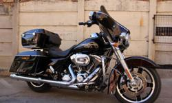 2011 Street Glide 103 Cubic Inch - 1690cc 6 Speed