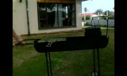 I build hi quality portable braais made out of recycled