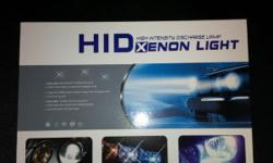 HID Xenon Light Kits available. H1, H3, H7 - R500