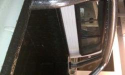 Roll bar crome, R2500, tonneau cover with fittings