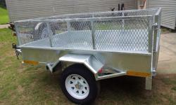 We Rent Out Trailers at R150/day. Contact Us For More