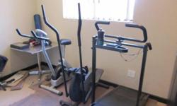 Beskrywing I have a complete home gym for sale,