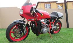 HONDA 750cc CAFE RACER BIKE IS IN GOOD CONDITION MOTOR