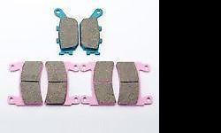I have Honda 954 CBR brake pads,. a combo set for R560