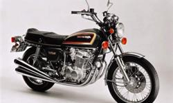 Hi guys honda cb750k stripping bikes for parts