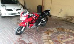2007 Honda CBR 125 for sale just had a service and have