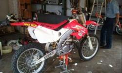 I'm selling my 1999 Honda CR250R . The bike is in a