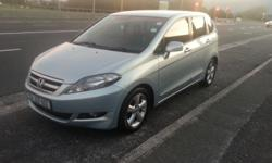 HONDA FRV 2008 1.8LITRE THIS CAR ONLY HAS 143000KMS