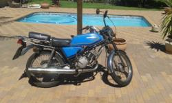 Honda MB100 first owner bike is scrapped can be