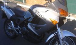 Honda varadero 1000 cc in good condition,just have