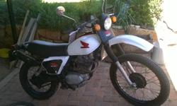 1982 classic thumper, good original condition lots of