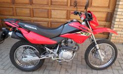 Honda XR 125 , Mint condition , one owner Meticulously