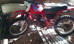 Honda xr 200 bike is in need of a cdi therefore the low