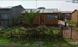 House in Vosloorus. House consists of : * 2 bedrooms *