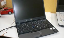 HP 2510P Notebook Laptop Core 2 Duo 1.2GHz Processor
