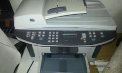 HP1522nf in excelent condition with new toner