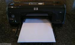 Compact Colour Printer available in perfect working