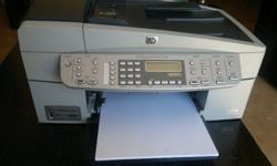HP Office-jet 6313 All-in-One Printer Print and copy up