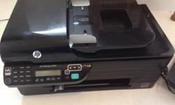 Colour Printer Scanner Fax Copier