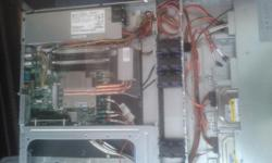 HP Proliant DL120 G6 rackmount server. Switches on but