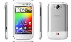 I have a neat,clean white HTC Sensation XL DRE Limited