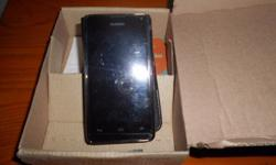 Huawei Cell Phone - Y300 Brand new with charger