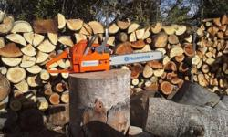 Good condition 54cc chainsaw in everyday use. Currently