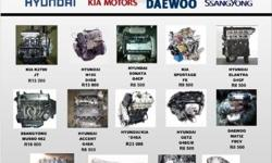 Hyundai Getz 1.5L/1.6L engine[used/imported] Good day