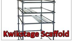 I am looking for kwikstage scaffolding willing to pay