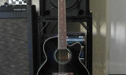 EXCELLENT CONDITION 12 STRING IBANEZ ACOUSTIC GUITAR